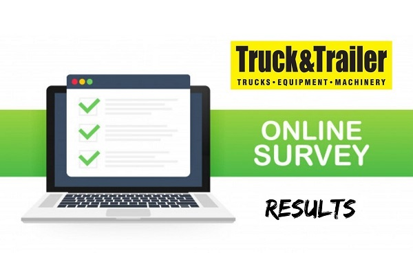 COVID-19 Survey: Truck & Trailer Results