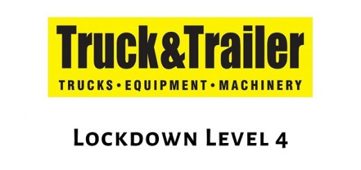 Lockdown Level 4 | Truck & Trailer