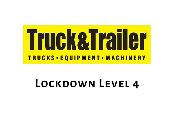 Commercial vehicle sales allowed during lockdown level 4!